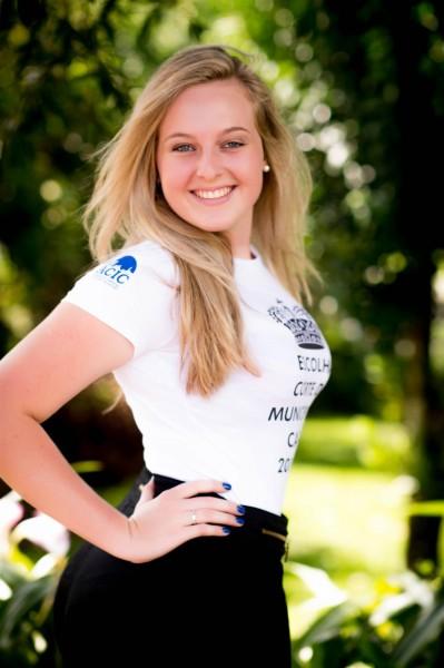 Eduarda Bruismann - 16 anos