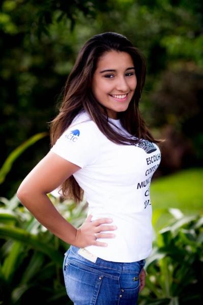 Luana Scheila Vieira de Souza - 18 anos