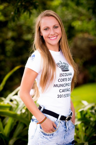 Micheli Salton - 20 anos