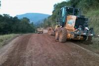 Recuperação das estradas está sendo prioridade da pasta